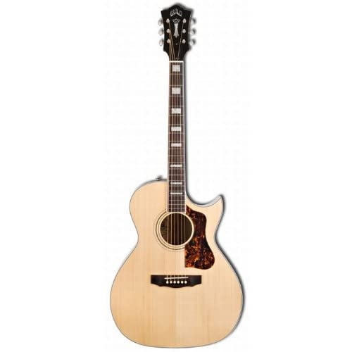 Guild Guitars F-47MC w/ D-TAR Acoustic Guitar Blonde 385-4107-801 sale