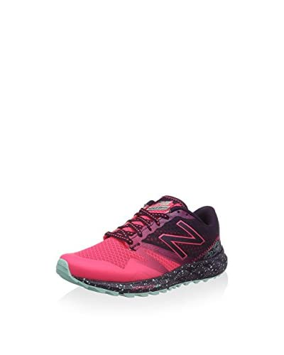 ZZ-New Balance Zapatillas WT690LP1 Rosa