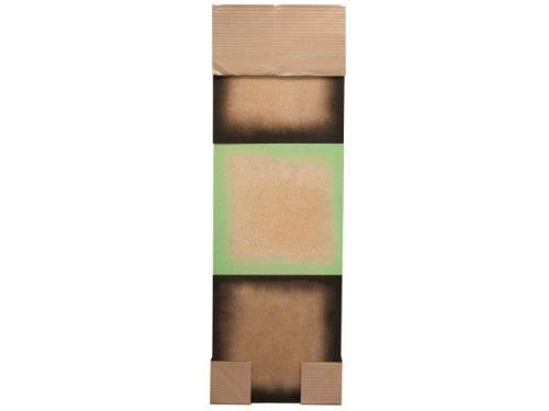3 piece aqua drops artwork 12 x 12 x 1.25 inch, Case of 4