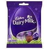 Cadbury Dairy Milk Mini Eggs Bag 93g