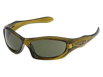 Oakley Monster Dog Sunglasses Olive/Gray, One Size
