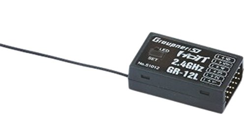 Graupner S1012.LOSE - Empfänger GR-12L Hott lose