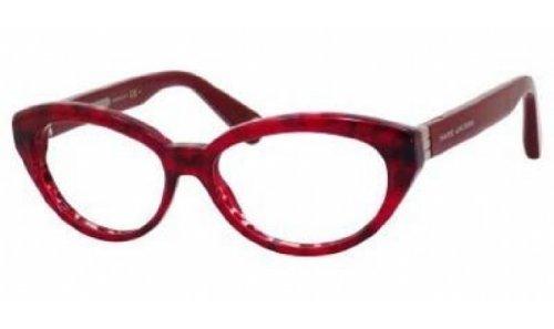 Marc Jacobs Mj481 Eyeglasses-0Bvr Striped Red-52Mm