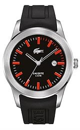 Lacoste Sportswear Advantage Black Dial Mens Watch 2010414