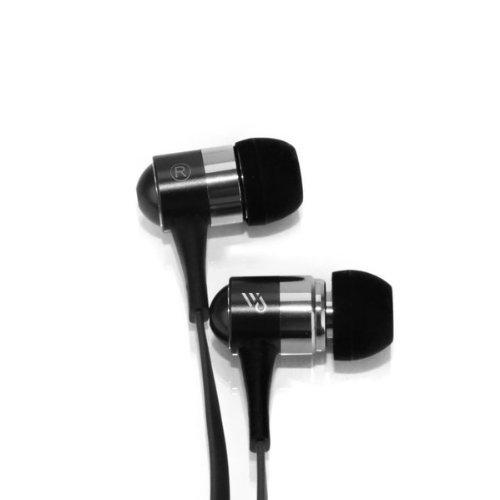 Waterdawg Aqua Buds Waterproof + Sweatproof In-Ear Headphones - Ipx8 Rated (Black)