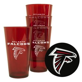 Atlanta Falcons Plastic Cups