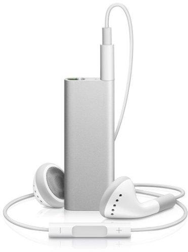 Apple iPod shuffle 4GB シルバー MB867J/A