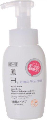 麗白 薬用洗顔ホイップ 200ml