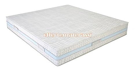 Matratze Eineinhalb Taschenfederkern 7Wonders Effekt Haus 120x 190–195–200cm