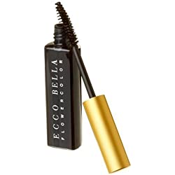 Ecco Bella FlowerColor Mascara, Black .38 Ounce
