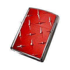 アトマイザー ジャピタ アトマイター AT701045 縞板 コンパスボード クリムゾンレッド