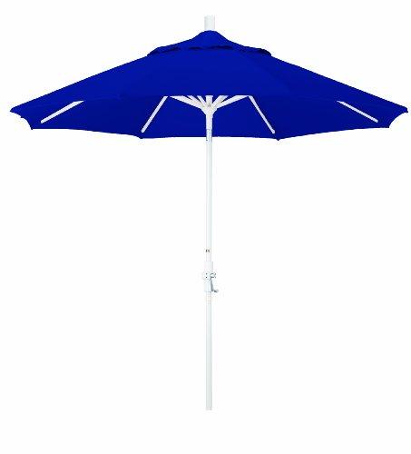 California Umbrella 9-Feet Aluminum Tilt Market