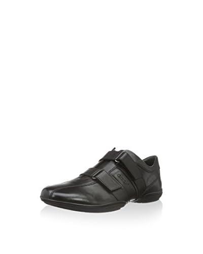Geox Sneaker Uomo City A schwarz