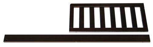 Summer Infant Wheaton Crib Conversion Kit, Burgundy