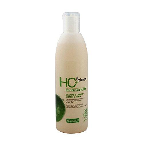 Homocrin Shampoo Capelli Grassi E Misti 250ml