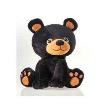 "Fiesta Kidz Sitting Black Bear 7"" by Fiesta"