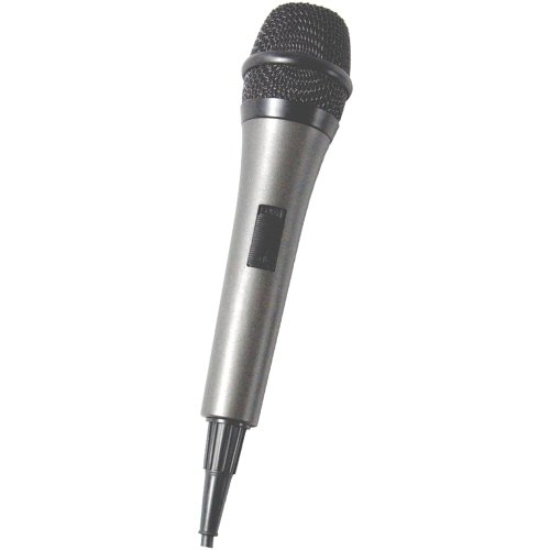 Microphone With Cord : Singing machine smm dynamic karaoke microphone with