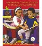 img - for Adapting Early Childhood Curricula for Children With Special Needs 7 Pap/Psc edition (authors) Cook, Ruth E., Klein, M. Diane, Tessier, Annette (2007) published by Prentice Hall College Div [Paperback] book / textbook / text book