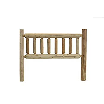 Lakeland Mills Unfinished Headboard, Double