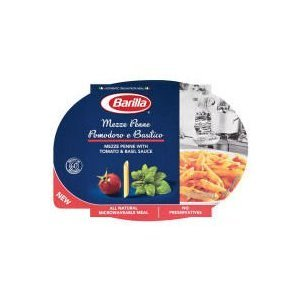 Barilla Mezze Penne With Tomato & Basil Sauce (Pack Of 2)