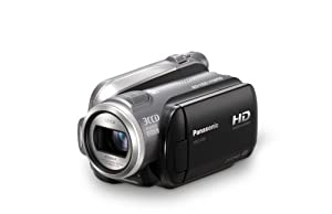 Panasonic HDC-HS9 AVCHD 3CCD 60GB Hard Drive High Definition Hybrid Camcorder with 10x Optical Image Stabilized Zoom