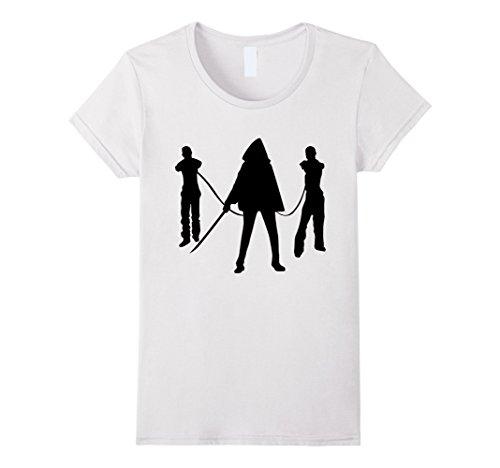 Women's Michonne T-Shirt Large White