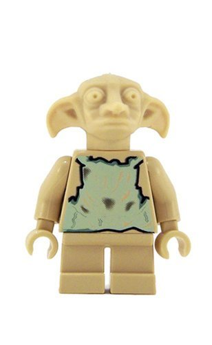 Picture of LEGO Dobby The Elf - LEGO Harry Potter Figure (B001B6CABO) (Harry Potter Action Figures)