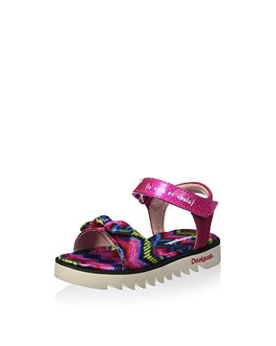 Desigual Sandale rosa
