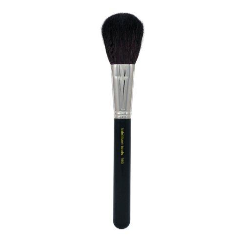 Large Natural Powder Face Antibacterial Makeup Brush #980 - Maestro Professional Line