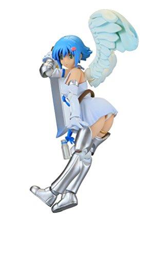 【Amazon.co.jp限定】 レガシーOFリボルテック クイーンズブレイド 光明の天使ナナエル LR-021 (ABS&PVC塗装済みアクションフィギュア/特製リボコンテナ付き)