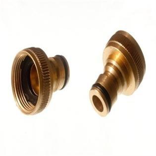 parker hannifin 96gh 12 brass garden hose fitting hose cap