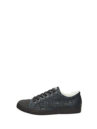 Armani Jeans C6557 Sneakers Basse Uomo Blu 42