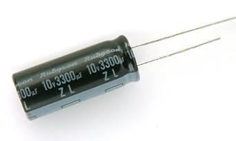Capacitor 10v 3300uf 105c