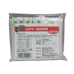 三井 カテキン粉末緑茶 3.8gx10