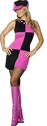 Disco costume for women - S