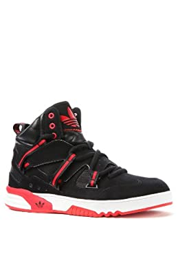 adidas RH Instinct Blac/Light Scarlet/ Running Whitek Men Shoes Q32908 (SIZE: 9)