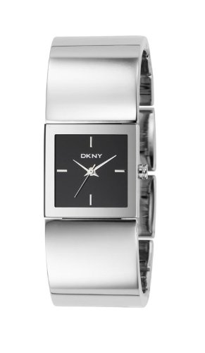 DKNY Ladies Steel Bangle Watch