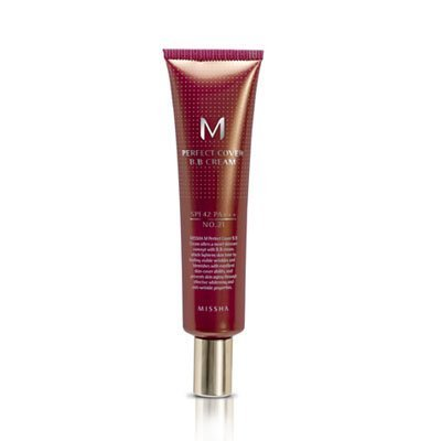 MISSHA M Perfect Cover BB Cream (No.21 Bright Beige) SPF42 PA+++