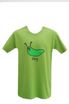 Slug green T.shirt