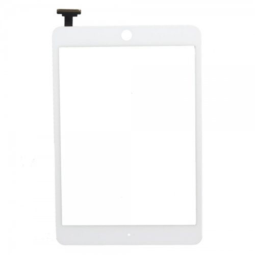 Apple Ipad Mini White Touch Screen Glass Digitizer With Ic Connector
