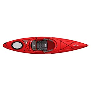 Dagger Zydeco 11.0 Kayak, Red