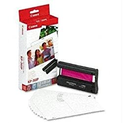 Canon Kp-36Ip - Print Cartridge / Paper Kit - For Selphy Cp330, Cp520, Cp530, Cp750, Cp760, Cp770, Cp780, Cp790, Cp800, Cp820, Cp900, Cp910