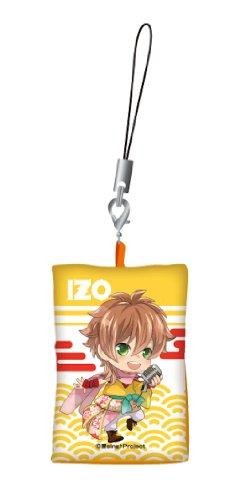 Great idle project history sing Mini Cushion strap Izo (japan import)