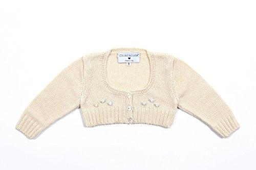 chiaraluna-golfino-bebes-ocasiones-especiales-scaldacuore-gris-claro-100-algodon-con-bordado-a-mano-