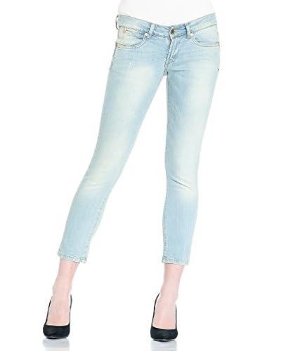 Phard Jeans Roby Capri [Azzurro]