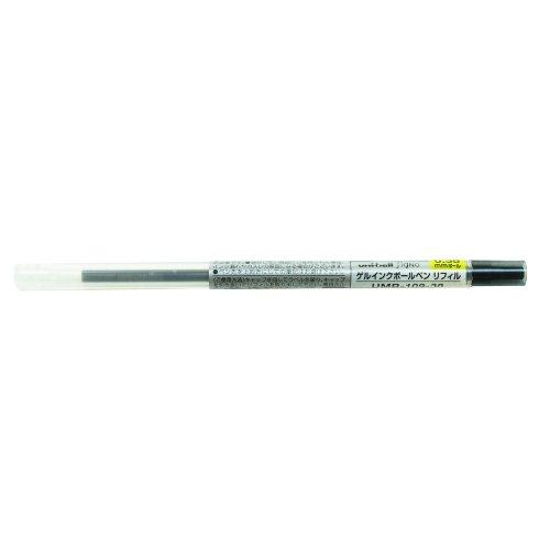 スタイルフィット ゲルインク リフィル 0.38【ブラック】 UMR-109-38.24
