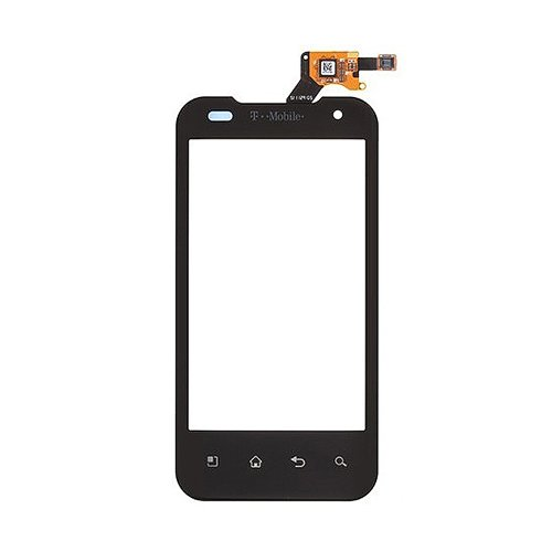 Epartsolution-Lg G2X P990 / P999 T-Mobile Touch Screen Digitizer Replacement Part Usa Seller front-488202