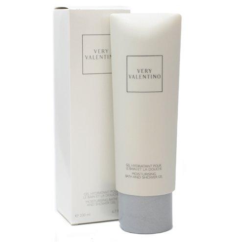 Very Pour Femme Bath & Shower Gel 200 ml Gel Bagno Doccia Donna