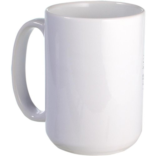 Hunger Games Mockingjay Silver Large Mug Large Mug by CafePress