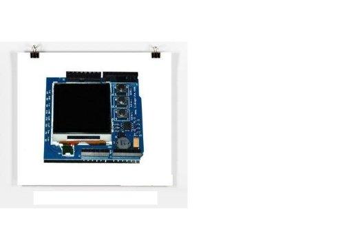 Shanhai Arduino Lcd Display Lcd Shield For Arduino (Nokia Nokia 6100 )
